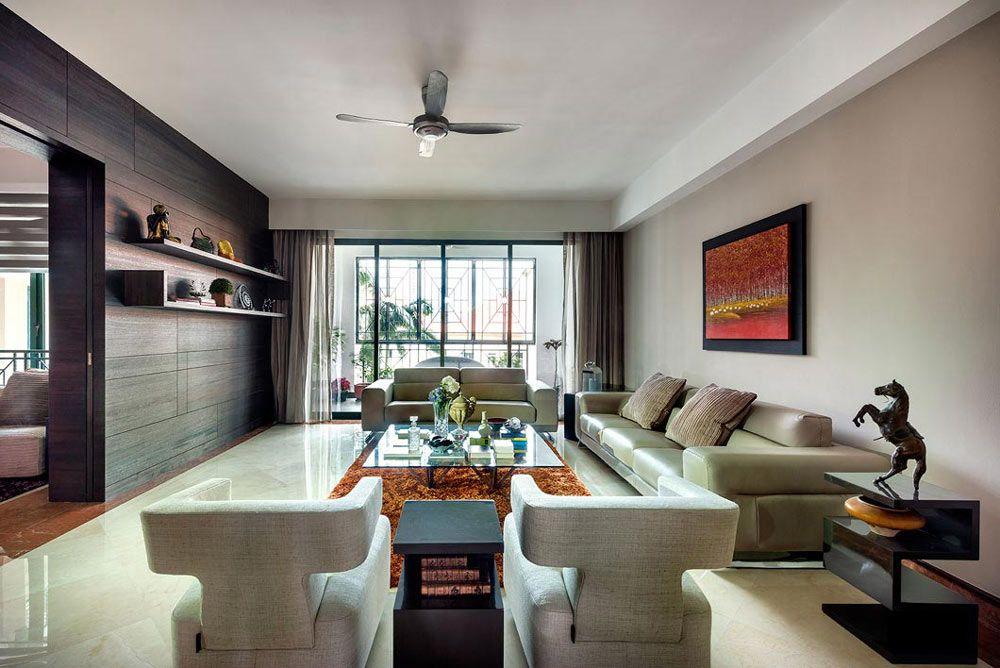 Pebble Bay Modern Condominium With Images Interior Design