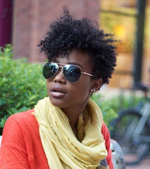 11 Cute Hairstyles for Black Girls | Black girls, Short haircuts ...