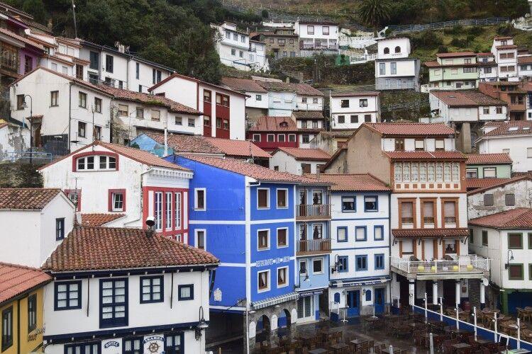 Cudillero Asturias Espana