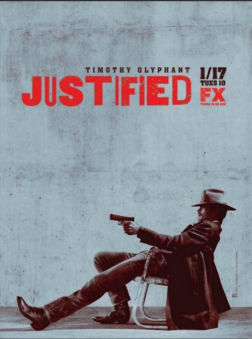 Justified starts next week    can't  form  words  | Crushes