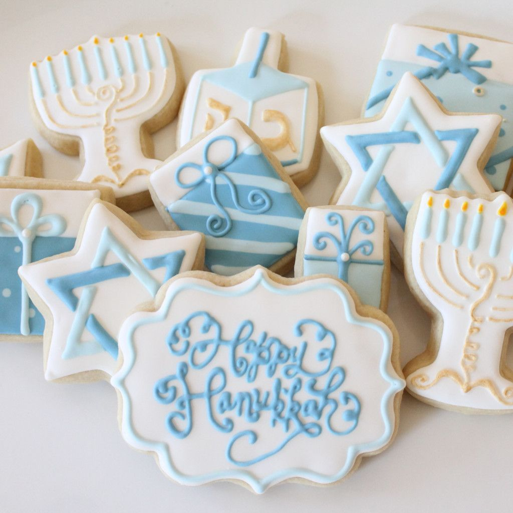 Chanukah Cookie Recipe