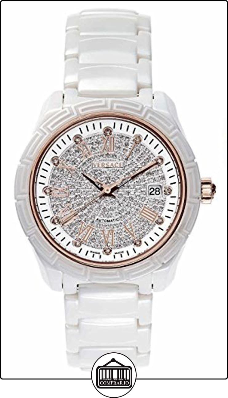 Versace Reloj De Pulsera Mujer Plastico Color Blanco Relojes Para Mujer Lujo Reloj De Pulsera Mejores Relojes Relojes Mujer