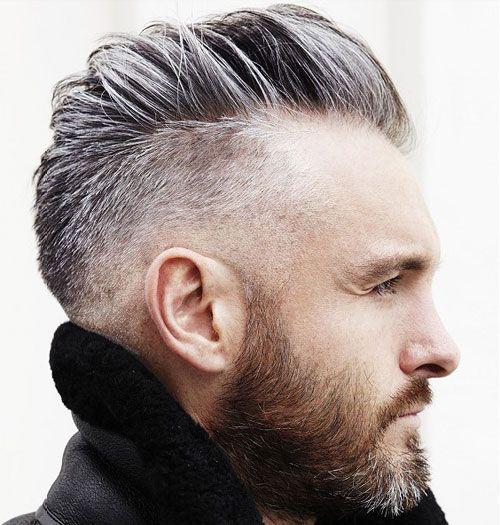35 Cool Hairstyles For Men 2021 Styles Erkek Sac Kesimleri Mohawk Sac Modelleri Sakal Modelleri