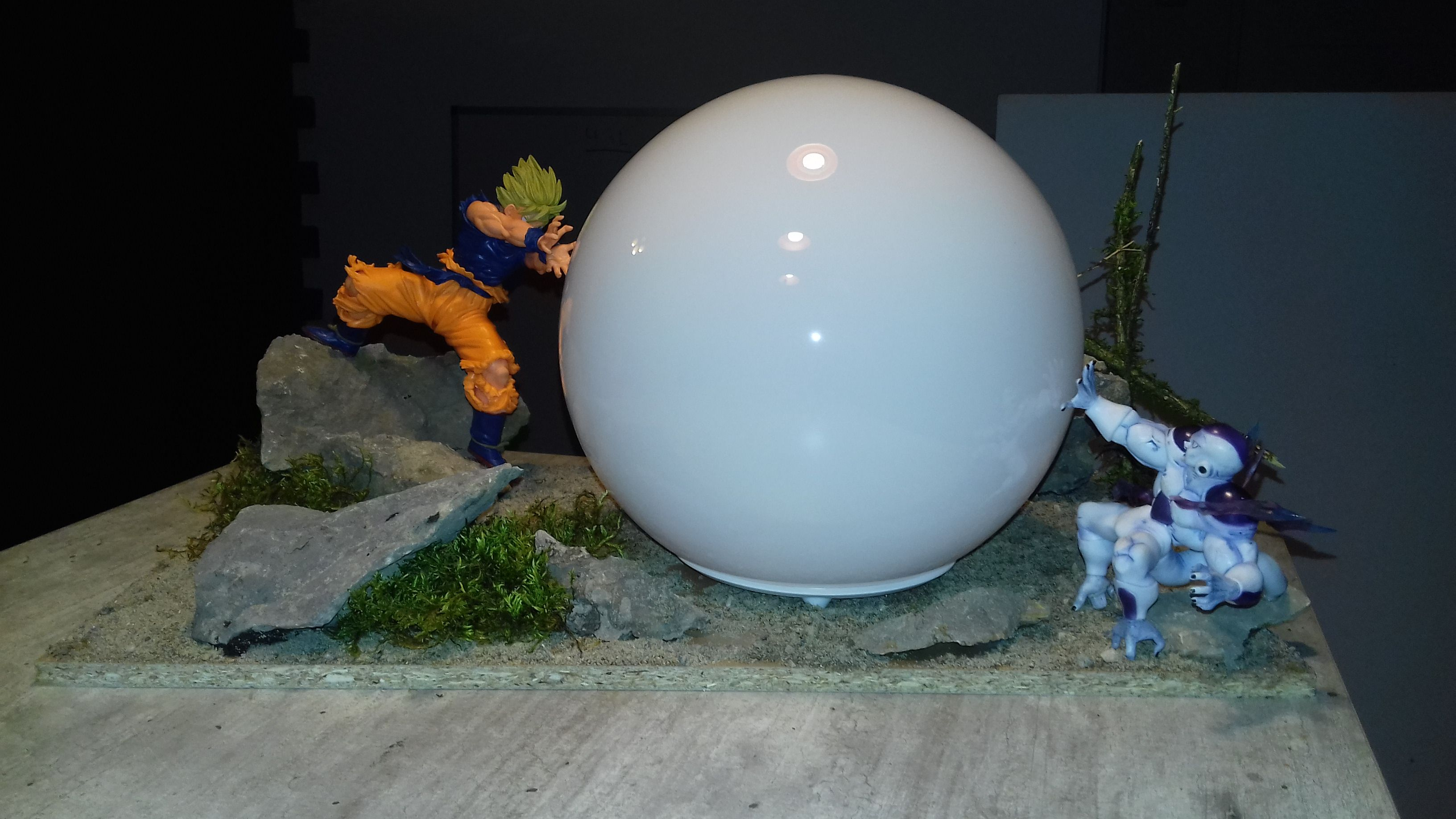 Lampe Dragon Ball Ball Lamps