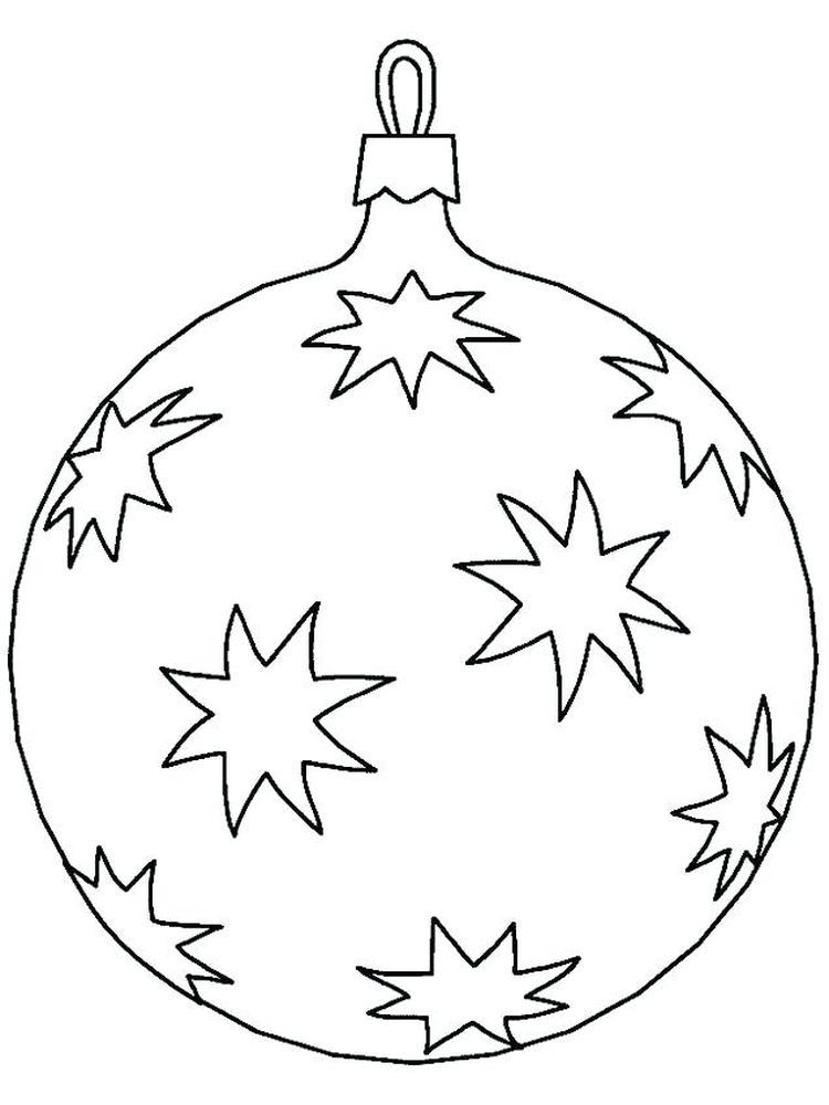 Christmas Ornament Colouring Pages The Following Is Our Collection Of C Christmas Ornament Coloring Page Printable Christmas Coloring Pages Christmas Stencils