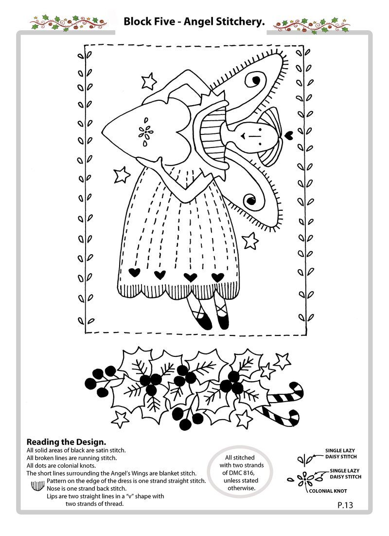 RETIRADO DA NET | Angel, Red brolly and Brollies : red brolly wish quilt - Adamdwight.com