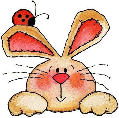 Conejos Siete Colores Leykwmata Istoy Picasa Dibujos Conejos