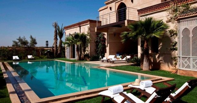 point bar marrakech 2 Viaprestige Marrakech City Guide Pinterest - location de villa a agadir avec piscine