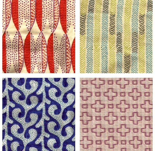 textile designs by seema krish - Textile Design Blogs