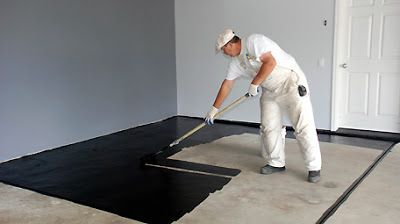 spray paint garage floor, base concrete floor, diy acid stained concrete floor, painted concrete floor, on how to paint garage floor