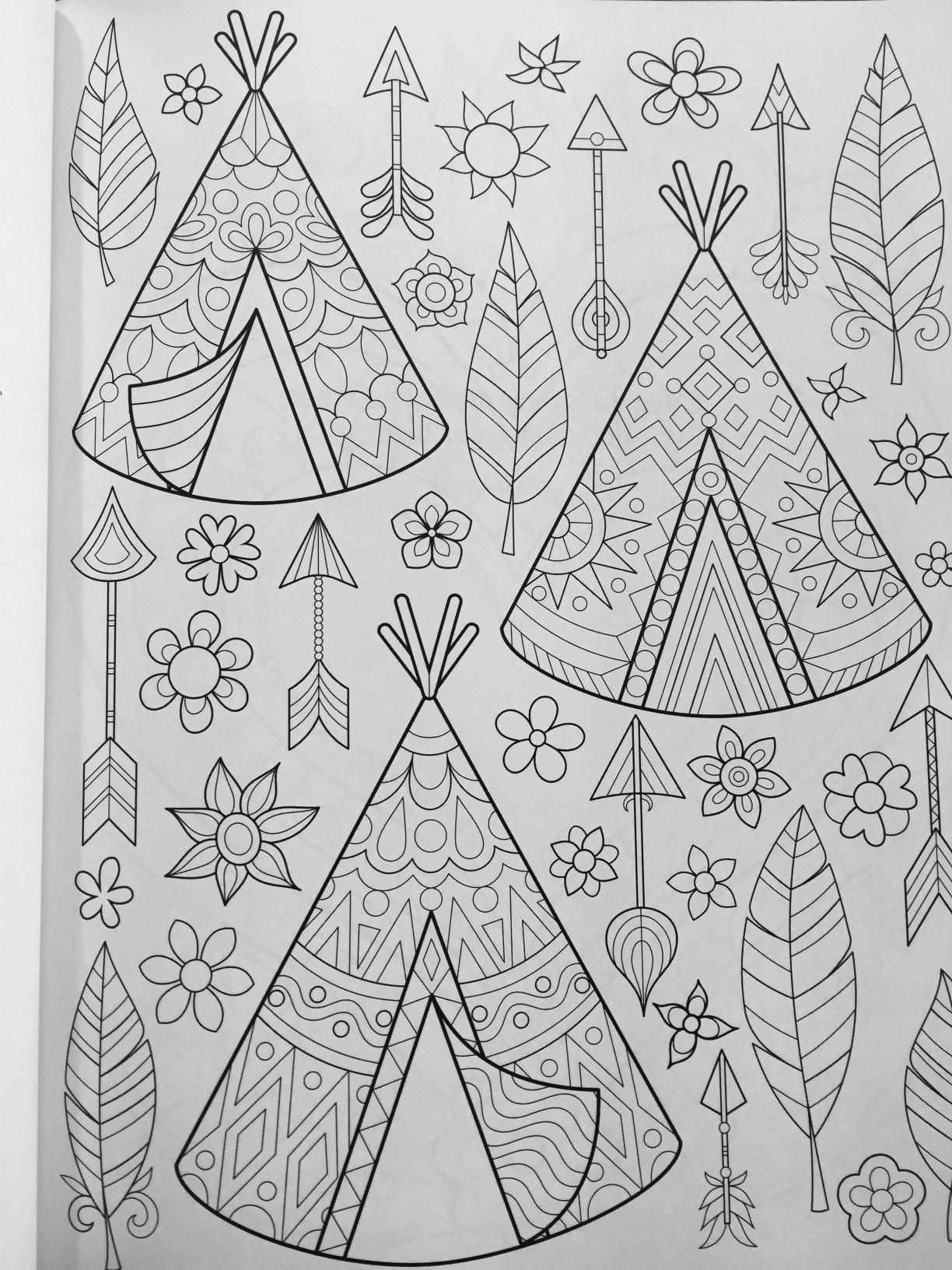 free spirit coloring book coloring is fun thaneeya mcardle
