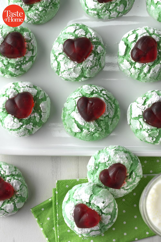Merry Grinchmas Cookies Recipe in 2020 Christmas