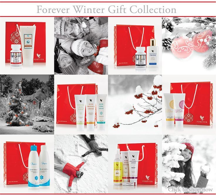 Forever Winter Gift Collection Beautiful Gifts Forever