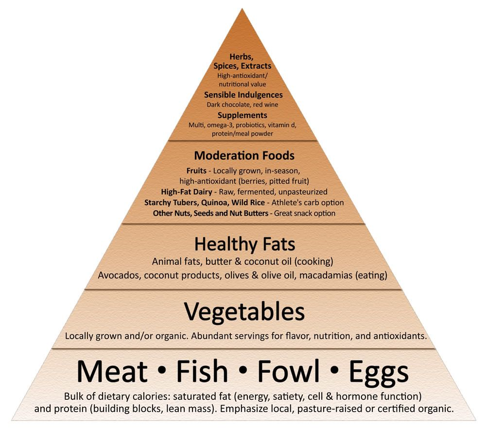 How to succeed with the primal blueprint food pyramid metabolic how to succeed with the primal blueprint malvernweather Image collections