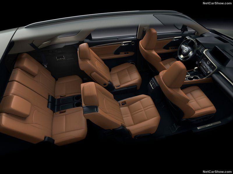 Lexus Rx Rxl Interior Lexus New Lexus Luxury Suv