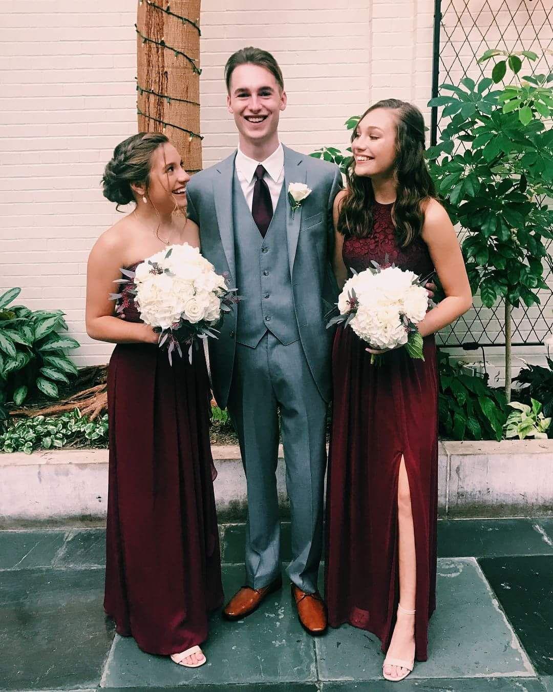 8ddfc192c51 Maddie and Kenzie    Did Melissa get married