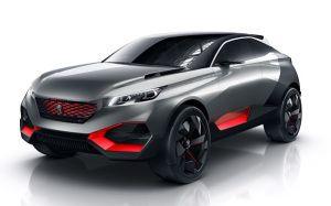 Satilik Ikinci El Peugeot Modelleri Concept Cars Peugeot Hybrid Crossover