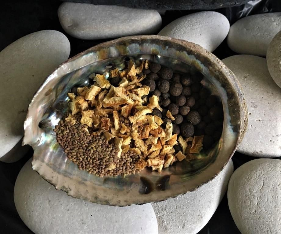 Smudging to Attract Wealth  Money Drawing Herbal Mix | Gain Wealth
