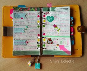 She's Eclectic: My week #46
