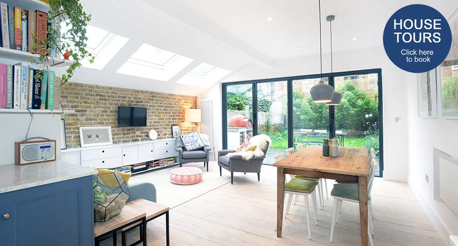 Loft Conversions House Extensions And Side Return Kitchen