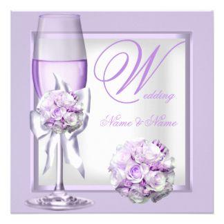 Explore Lavender Wedding Invitationore