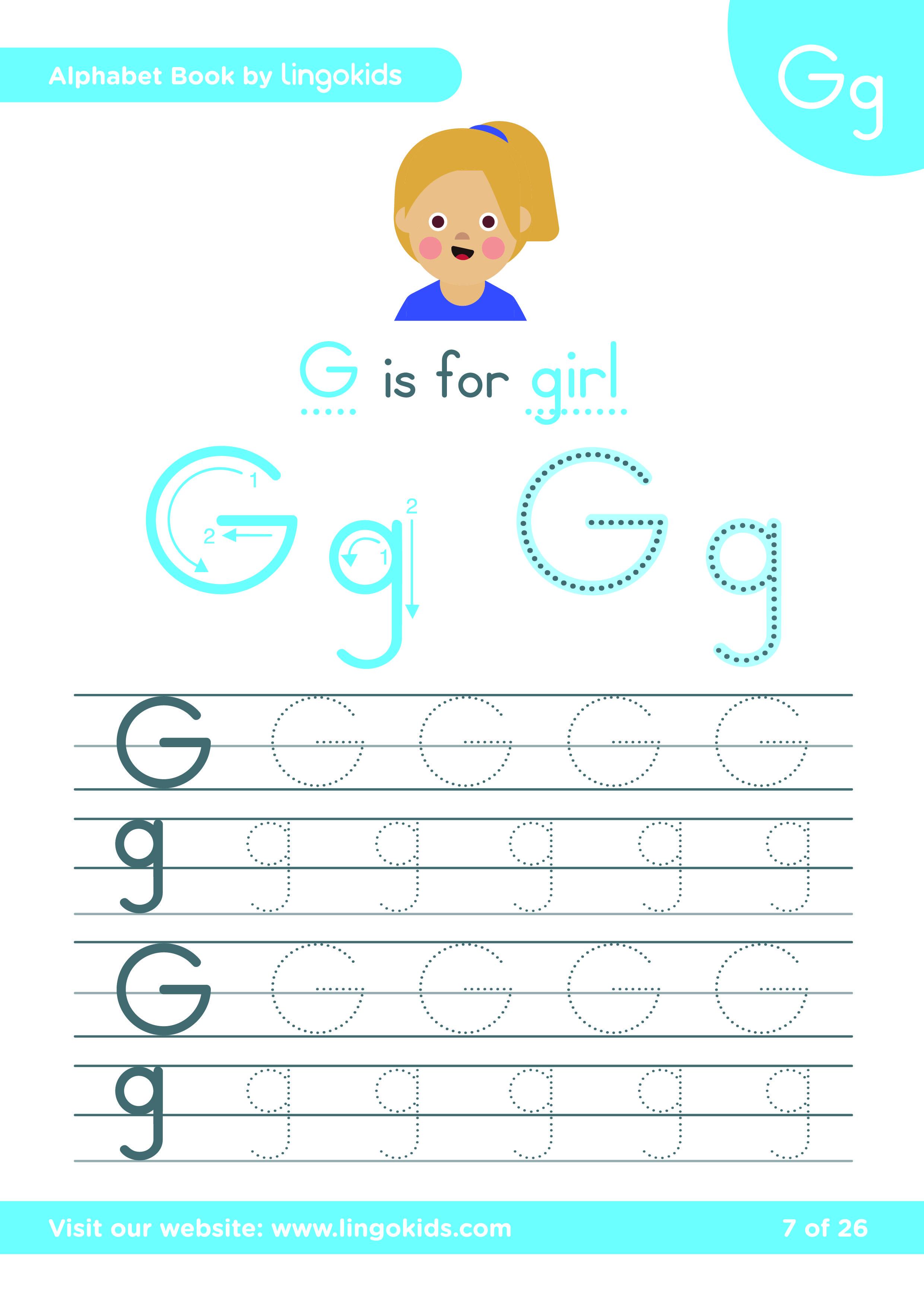 Alphabet In English With Audio Alphabet Preschool Alphabet For Kids Kids Writing [ 3509 x 2481 Pixel ]