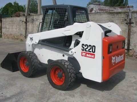 bobcat s220 skid steer loader service repair workshop. Black Bedroom Furniture Sets. Home Design Ideas