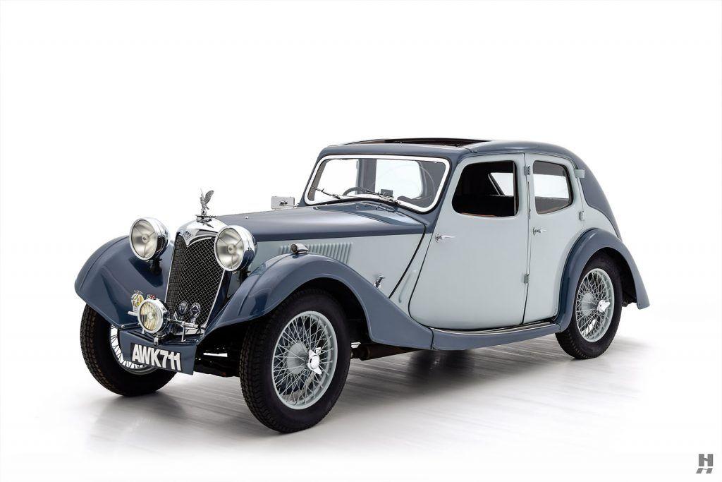 1935 Riley Kestrel Saloon For Sale Buy Classic Cars Hyman Ltd Buy Classic Cars Classic Cars Classy Cars