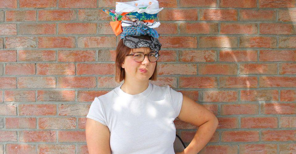 Tuto – 3 façons de coudre un headband pour les vacances