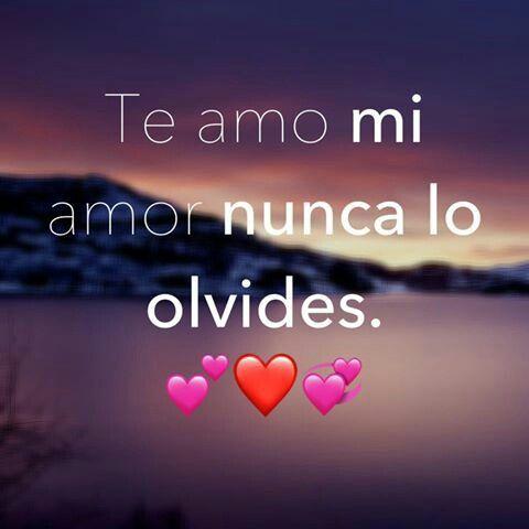Te Amo Te Adoro Te Extraño L Ch O Imagenes De Amor Te