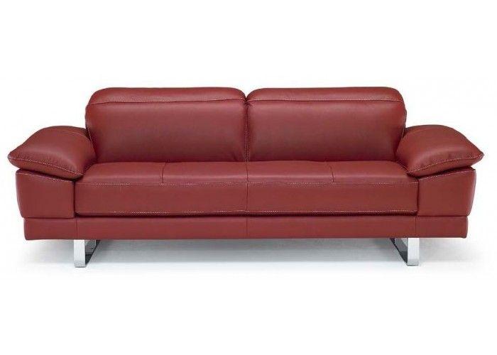 Natuzzi Editions B796 Leather Sofa : Leather Furniture Expo