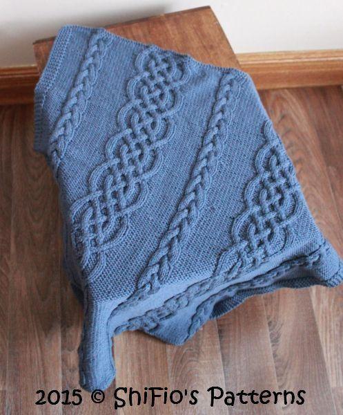10 Free Aran Knitting Patterns On Craftsy Free Aran Knitting