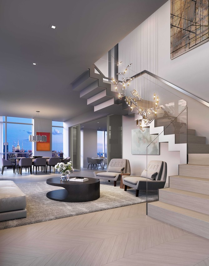 Priciest Penthouses to List at Upper West Side's New