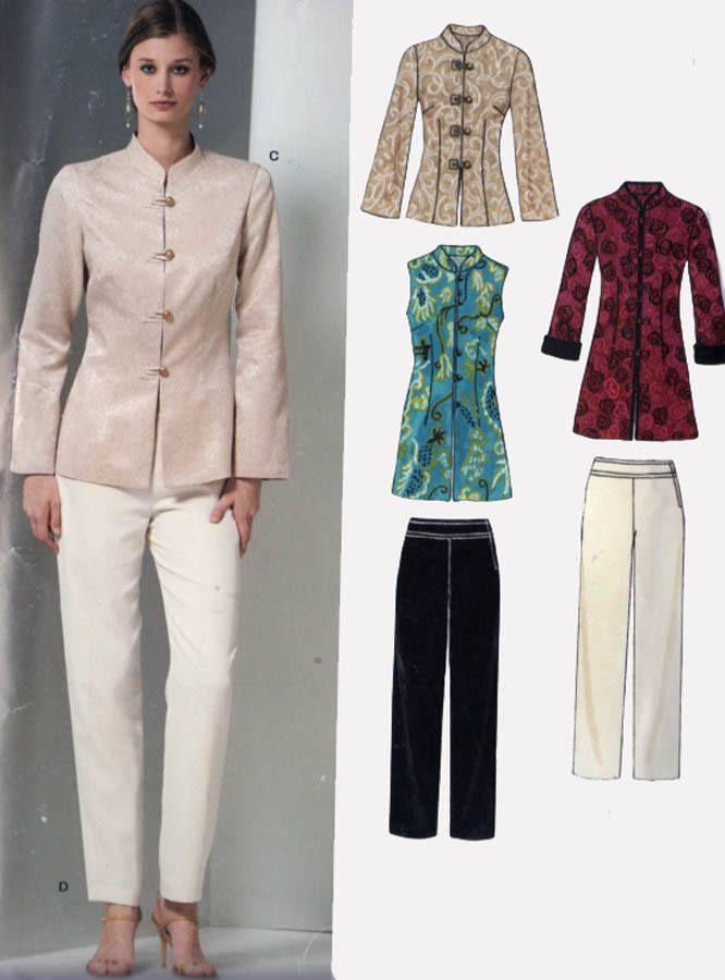 Asian formal patterns