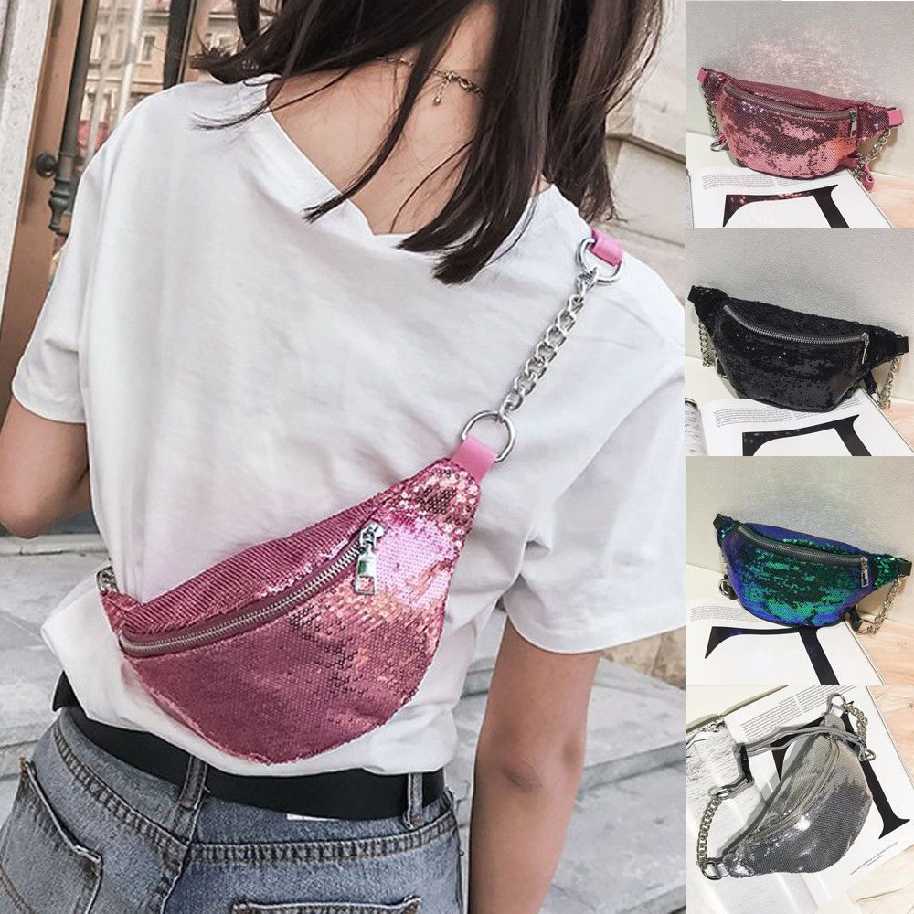 99d808146 5.69 | WOMEN TRAVEL WAIST FANNY PACK CARD MONEY BELT GIRL WALLET PURSE BUM  BAG POUCH US ❤ #travel #wallet #cuff #Teenage #zara #Fiesta #Australia  #Formal ...