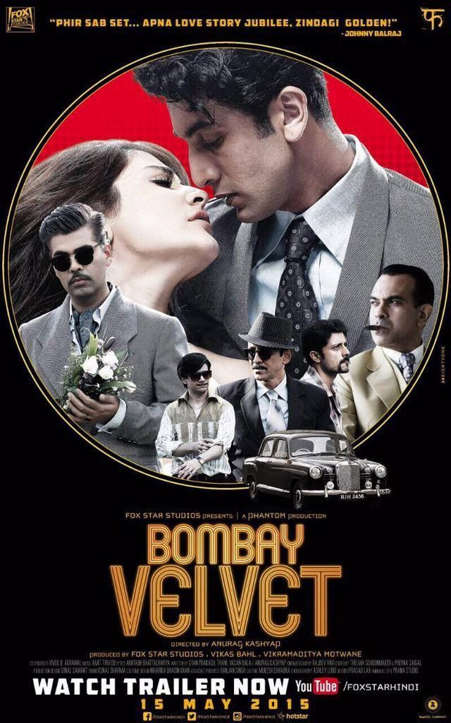 Pin by Emine Tırpancı on Bollywood Bombay velvet movie