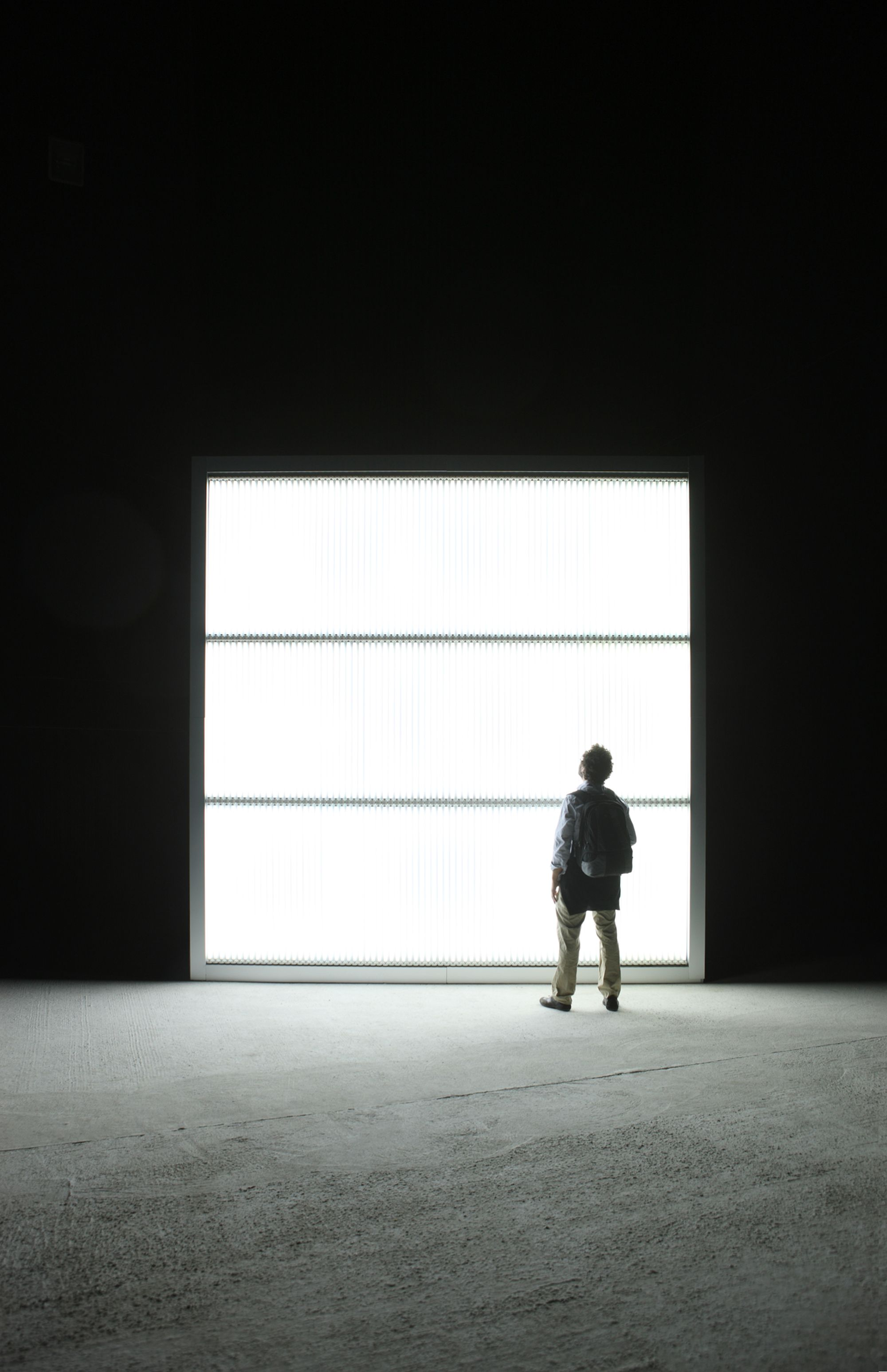 "Arte e Arquitetura: ""The sound of silence"" por Alfredo Jaar"
