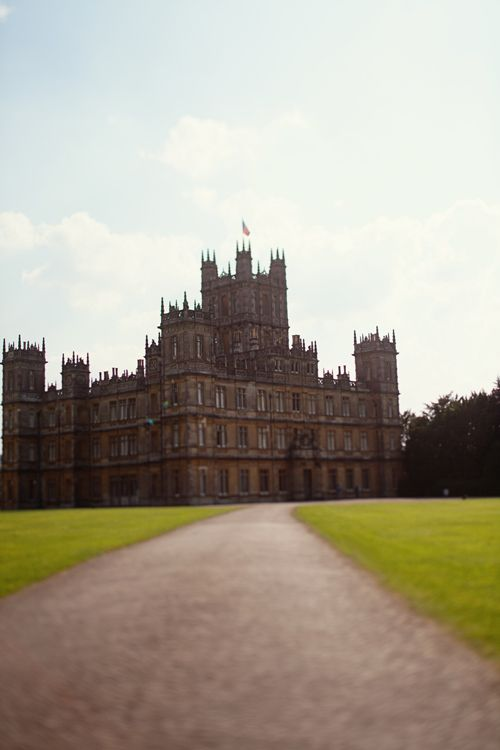 Downton Abbey!! via Roost: A Simple Life