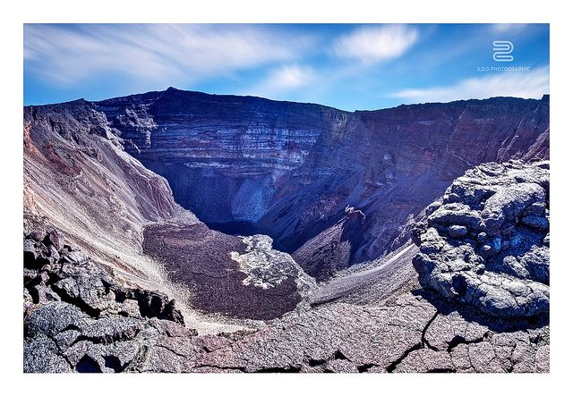 Piton de la Fournaise - Ile de la Réunion   Flickr: partage de photos!