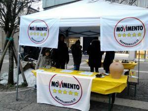 M5s Montoro – comunicato CALENDARIO BANCHETTI