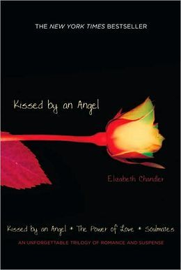 kissed by an angel series in order