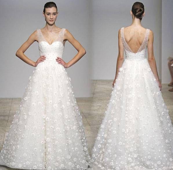 resultado de imagen para como hacer un vestido de novia   modelos de