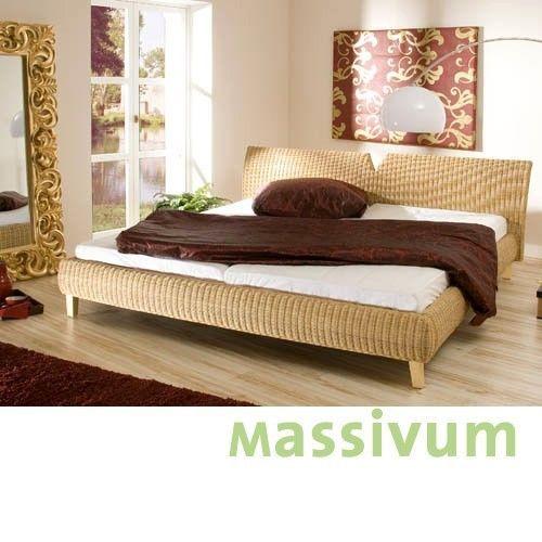 Details Zu Holzbett Massivholzbett Doppelbett Massiv Kernbuche Bett