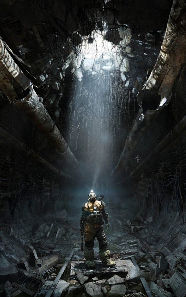 Metro Exodus Game 4K Ultra HD Mobile Wallpaper