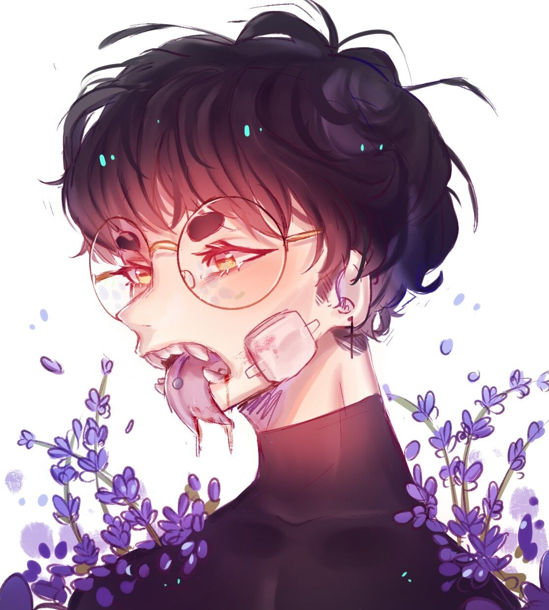 Aesthetic Anime Boy Pfp