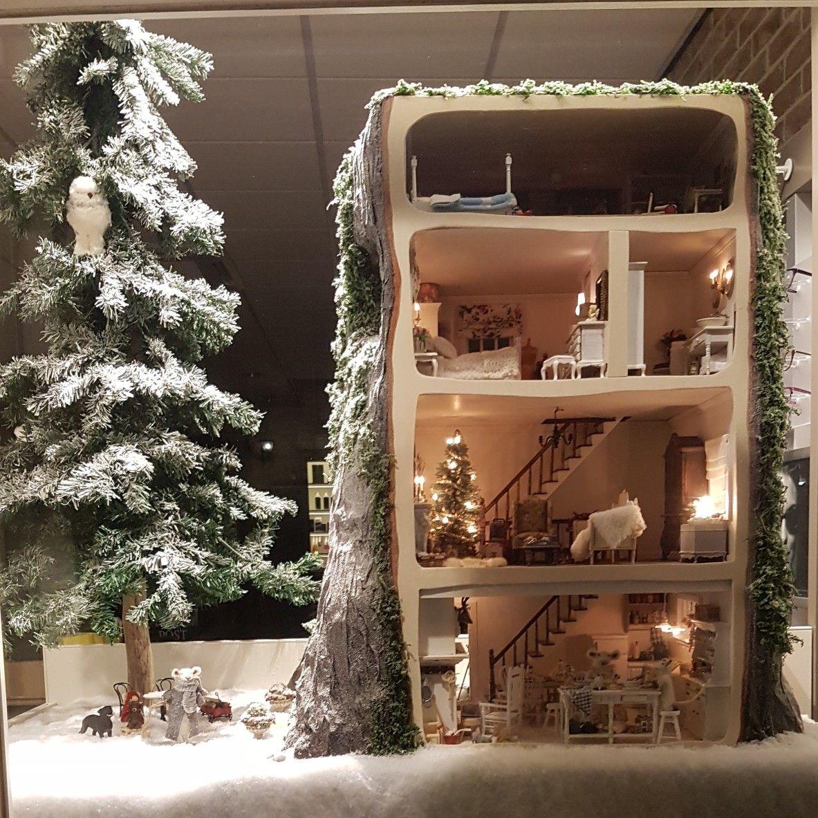 Nativity Scene Miniature Dollhouse Doll House Picture