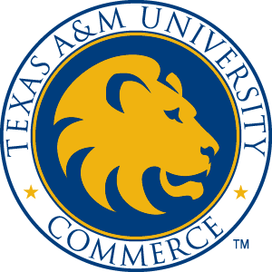 Image result for texas a&m commerce logo