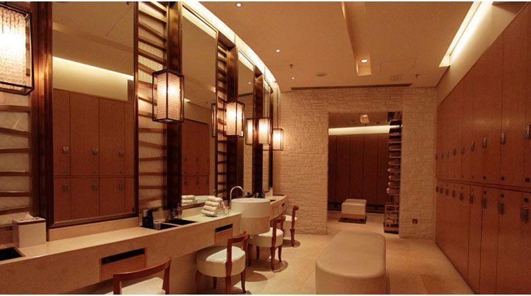 The Spa At Four Seasons Hong Kong Hong Kong Spas Hong Kong China Lockers Spa And Room