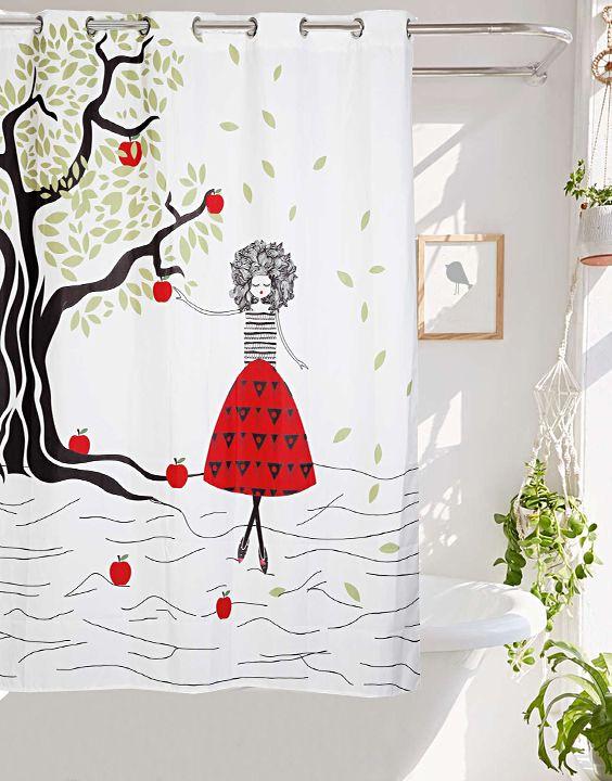 Comprar cortinas de ba o online a buen precio cortinas de - Banos originales ...