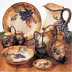Locate additional or replacement pieces for your collection of discontinued Certified International Tuscany dinnerware by Pamela Gladding. & Certified International Tuscany | Dishware | Pinterest | Tuscany ...